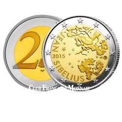 2 Euro Finlande 2015 - Jean Sibelius