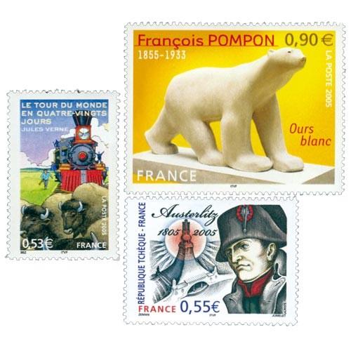 Année de France 2005