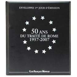 Classeur ETM Euro Traité de Rome