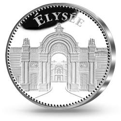 Le Palais de l'Élysée - Argent BE