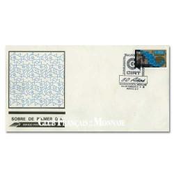 Enveloppe 1er Jour d'Emission Mexique 1992