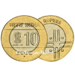100 Roupies Inde 2006