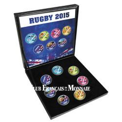 Coffret Rugby 2015
