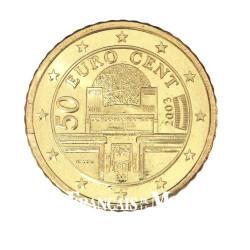 2003 - AUTRICHE - 50 CENT