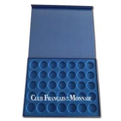 Ecrin pour 35 pièces de 2€ commémoratives