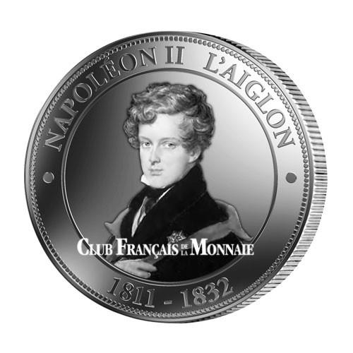 Médaille Napoléon II - L'aiglon