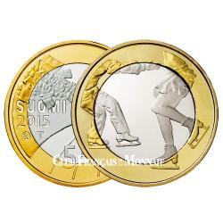 5 Euro Finlande 2015 - Patinage artistique
