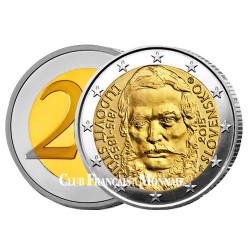 2 Euro Slovaquie 2015 - Bicentenaire de la naissance de Ludovit Stur