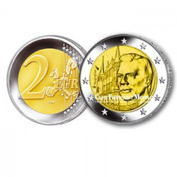 2007 - Luxembourg - 2 Euros Palais grand-ducal