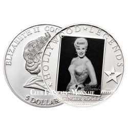 5 Dollars Argent Ginger Rogers 2010