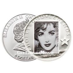 5 Dollars Argent Elisabeth Taylor 2011