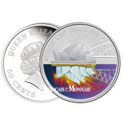 1 Dollar Argent Australie 2016