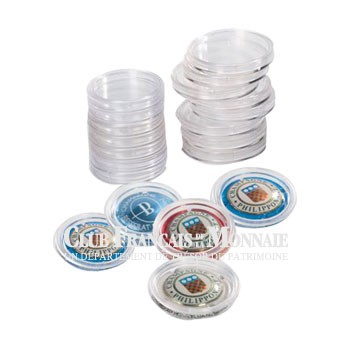 20 CAPSULES MUSELETS