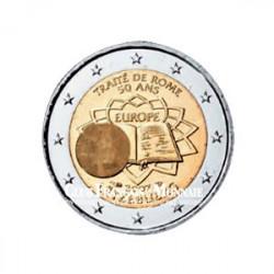2007 - Luxembourg - 2 Euros commémorative 50 ans du Traité de Rome