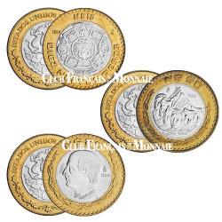 Série Nouveaux Pesos 1993-1994