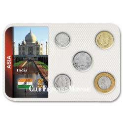 Série Inde 2011