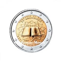 2007 - Italie - 2 Euros commémorative 50 ans du Traité de Rome