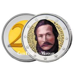 2 Euro Slovaquie 2015 - Bicentenaire de la naissance  de L'udovít Štúr