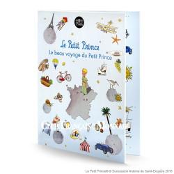12 x 10 Euro Argent Le Petit Prince 2016 - Série I