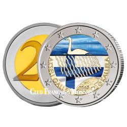 2 Euro Finlande 2015 - 100e anniversaire de la naissance d'Akseli Gallen-Kallela