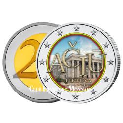 2 Euro Lituanie 2015 - Langue Lituanienne