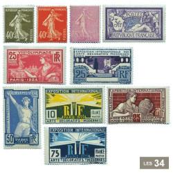 Année de France 1924
