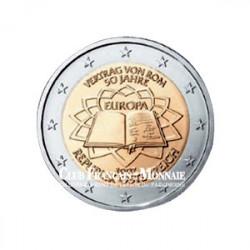 2007 - Autriche - 2 Euros commémorative - 50 ans du traité de Rome