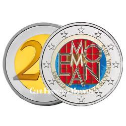 2 Euro Slovénie 2015 Emona - 2000ème anniversaire de la fondation  de la ville de Ljubjana