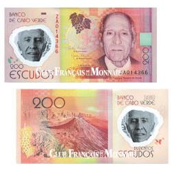 200 Escudos Cap Vert 2014