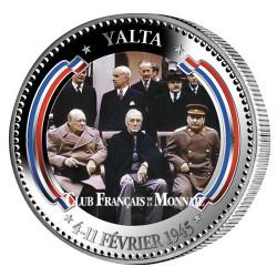 La Conférence de Yalta