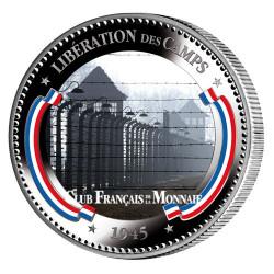 La Libération des camps de concentration