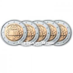 2007 - Allemagne - 2 Euros commémorative 5 Ateliers 50 ans du Traité de Rome