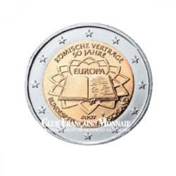 2007 - Allemagne - 2 Euros commémorative 50 ans du Traité de Rome
