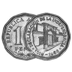10 pesos Argentine 1966 - 100 ans de la Déclaration de l'Indépendance