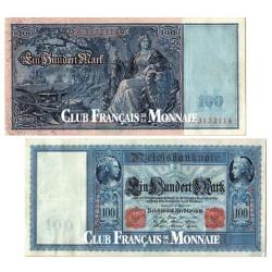 100 Mark Allemagne 1910