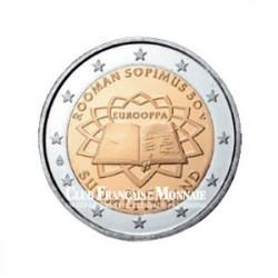 2007 - Finlande - 2 Euros commémorative 50 ans du Traité de Rome