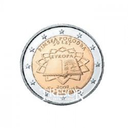 2007 - Slovénie - 2 Euros commémorative 50 ans du Traité de Rome