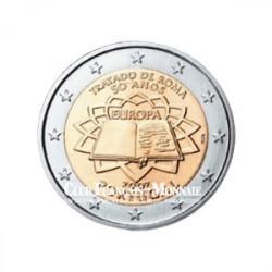 2007 - Portugal - 2 Euros commémorative 50 ans du Traité de Rome