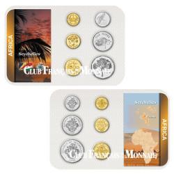 Série Seychelles 1990-2012
