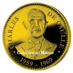 Médaille Charles de Gaulle