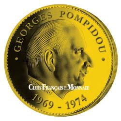 Médaille Georges Pompidou