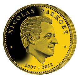 Médaille Nicolas Sarkozy