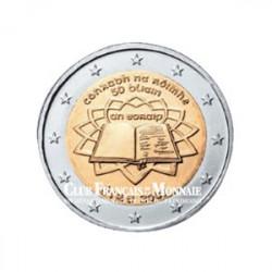 2007 - Irlande - 2 Euros commémorative 50 ans du Traité de Rome