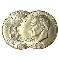 1 Dollar Argent USA - Eisenhower 72-74