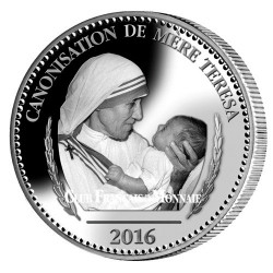 Mère Teresa - Canonisation 2016