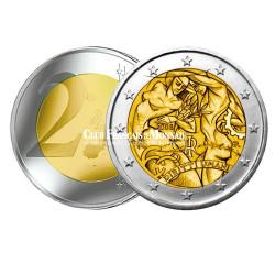 2008 - Italie - 2 Euros 60 ans de la Déclaration Universelle des Droits de l'Homme