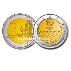2008 - Portugal - 2 Euros 60 ans de la déclaration Universelle des Droits de l'Homme