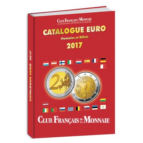 Le catalogue Euro 2017 Monnaies et billets