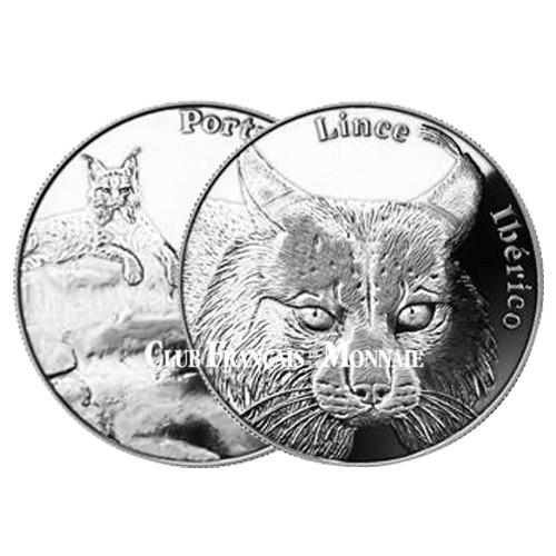 5 Euro Portugal 2016 - Lynx ibérique