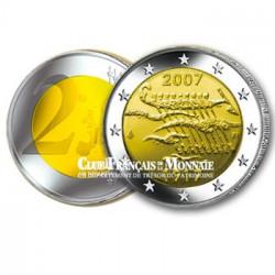 2007 - Finlande - 2 Euros commémorative 90 ans d'indépendance